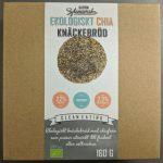 Ekologiskt Chia Knäckebröd