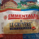 Emmentaler & Gruyère râpés