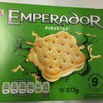 Emperador Piruetas