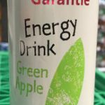 Energy Drink Green Apple