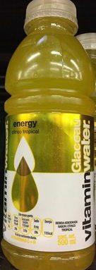 Energy citrico tropical
