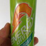 Energy drink sabor Guaraná