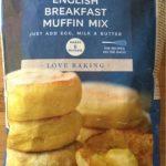 English breakfast muffin mix