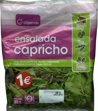 Ensalada Capricho