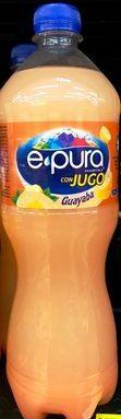 Epura essentials con jugo