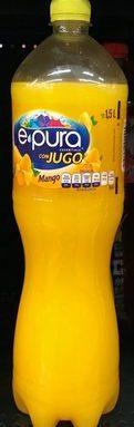 Epura essentials con jugo de Mango