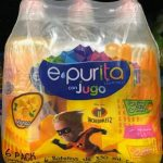 Epurita essentials con jugo de Mango 6 pack