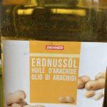 Erdnussöl Huile d'arachide