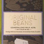 Esmeraldas Milk 42%
