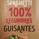 Espaghetti de guisantes