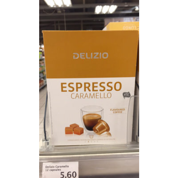 Espresso Caramello