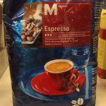 Espresso Plein de tempérament et corsé