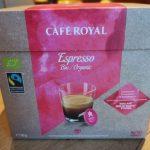 Espresso bio/organic