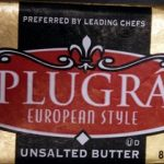 European style unsalted butter