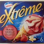Extrême Fraise Vanille
