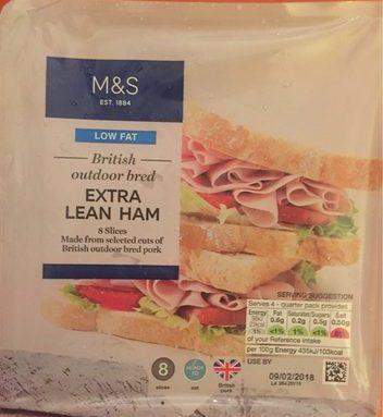 Extra Lean Ham