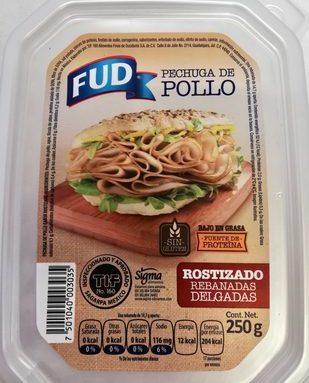 FUD Pechuga de pollo