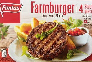 Farmburger boeuf