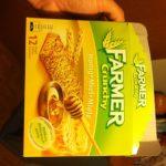 Farmer crunchy miel