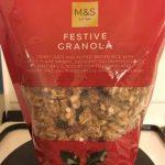 Festive Granola