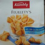 Feuillety s Salted Puff Pastry Biscuits Sel De Guérande Kambly