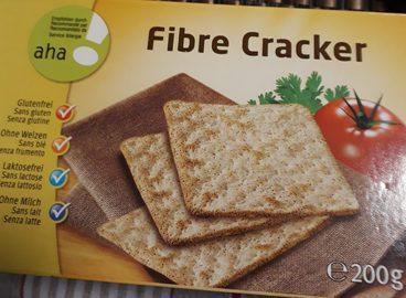 Fibre Cracker Sans Gluten