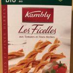 Ficelles Tomates et Fines Herbes