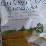 Filet de merlu à la romana