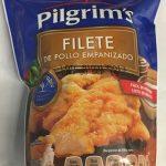 Filete de Pollo empanizado Pilgrim's