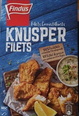 Filets croustillants