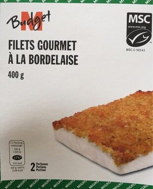 Filets gourmet à la Bordelaise