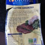 Filettone gorgonzola