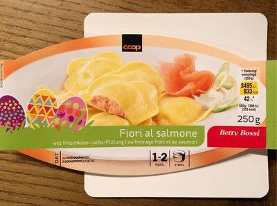 Fiori al salmone