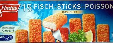 Fisch-Sticks-Poisson Findus