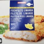 Fischfilets Limanda