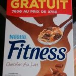 Fitness Chocolat au Lait