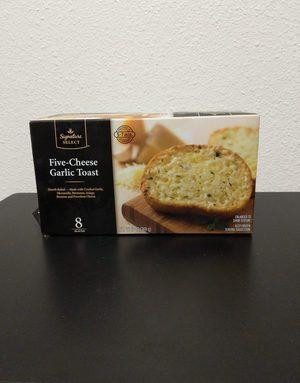 Five-Cheese Garlic Toast