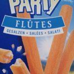 Flûtes Au Sel