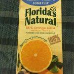 Floridas Natural Orange Juice