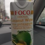 Foco Coconut Water Pineapple