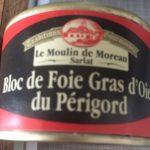 Foie gras d'oie Périgord