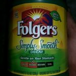 Folgers Simply Smooth Decaf (medium)