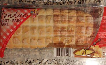 Fondue Brot