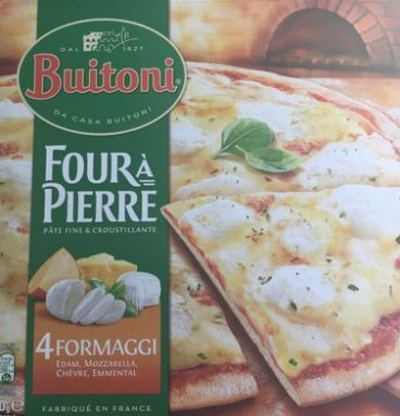 Four à Pierre 4 Formaggi