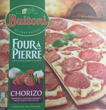 Four à Pierre Chorizo