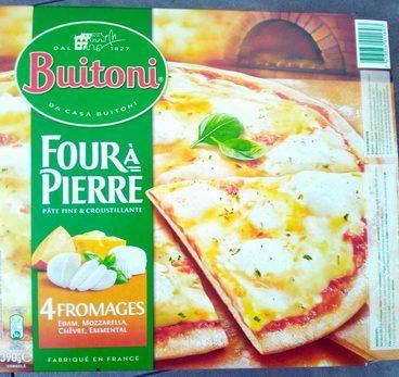 Four à pierre 4 fromages
