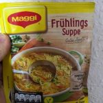 Frühlings Suppe