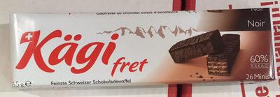Fret Feinste Schweizer Schokoladewaffel
