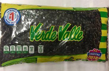 Frijol Negro Verde Valle