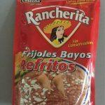 Frijoles Refritos Bayos Bolsa